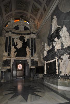 Italia Lettura Del Vangelo Chiesa Ara Coeli A Roma Litografia Xix °